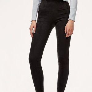 Leggings - soft suede! Ideal for winter time
